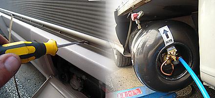 Prova di tenuta tubazioni gas metano pompa depressione - Tubazioni gas metano interrate ...